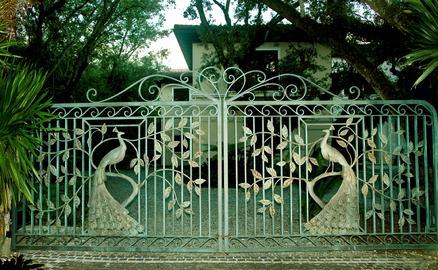 Ornamental Metal Work and Iron Work
